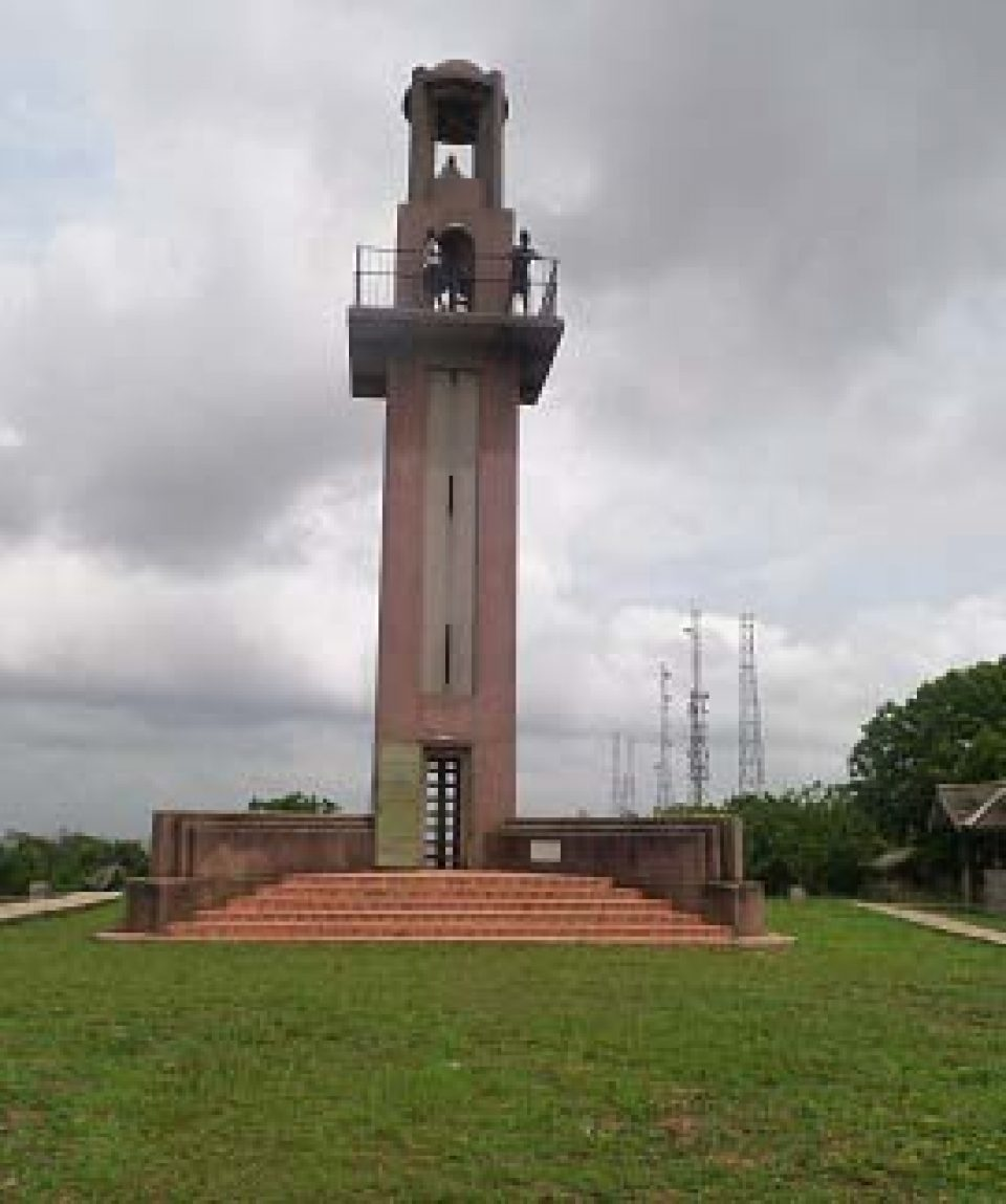 ibadan bower towers
