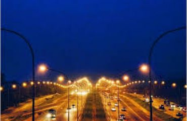 abuja night view